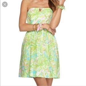 Lilly Pulitzer Richelle Dress Elephant Ears